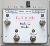 Tubelit Back FX Roadie