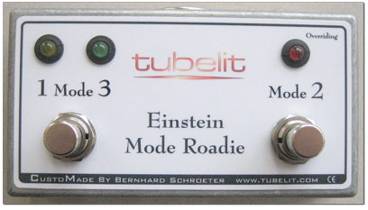 Tubelit Diezel Einstein Mode Roadie